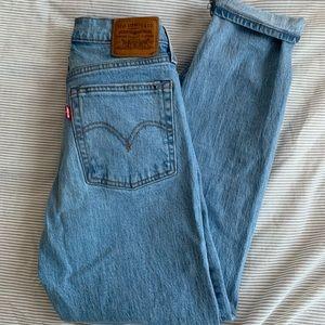 Levi's Vintage Inspired Denim Jean - Wedgie Fit